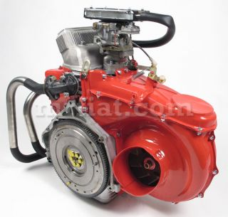 Fiat 500 695cc Abarth Sport Engine Complete New