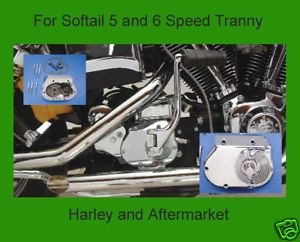 Kickstart Kit for 5 or 6 Speed Harley Transmissions EVO Big Twin Chopper Bobber