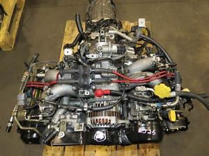 JDM Subaru Legacy Forester Impreza EJ254 DOHC Engine 2 5L Variable Valve Timing