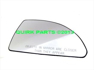 2006 2012 Chevy Impala Front Passenger Side Mirror Glass Brand New Genuine