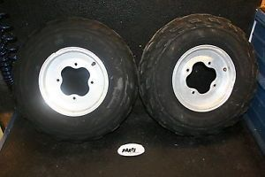2005 Honda TRX450R TRX 450R 450R ITP Front Wheels Rims with Tires