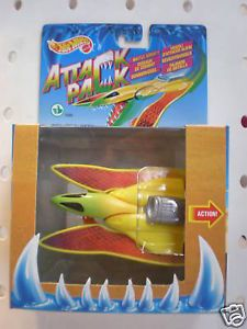 Hot Wheels Mattel 1993 Attack Pack Battle Birds 10899