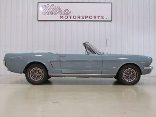 1966 Ford Mustang Convertible 289 22 000 Actual Miles