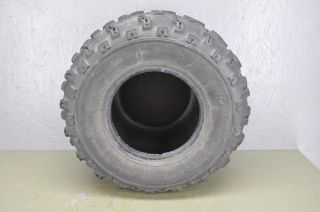 Yamaha Raptor 660 02 Rear Tire Dunlop KT335 20x10 9