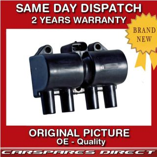 Chevrolet Aveo 1 2 1 4 1 5 2005 on Ignition Coil Pack 96253555 Brand New