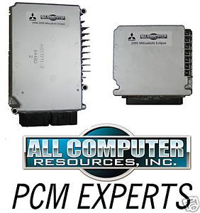 Mitsubishi Eclipse Plymouth Laser Eagle Talon Engine Computer ECU ECM PCM