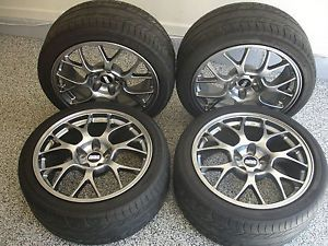 18 x 8 5 inch BBs Forged Alloy Wheels EVO x with 245 40R18 Yokohama Tires