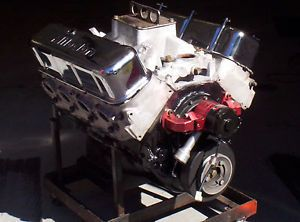 Big Block Chevy 454 482 CI Drag Race Engine Motor 700 HP