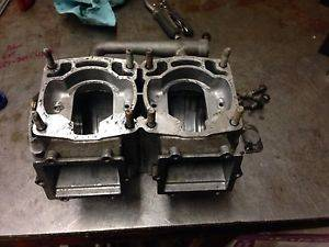 98 Polaris XC700 600 Engine Crank Cases Crankcase 1998 XC 700 600