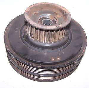 1999 VW Passat B5 98 99 00 Engine aeb 1 8T Harmonic Balancer Crankshaft Pulley