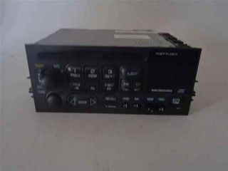 98 05 Chevrolet Astro Single Disc CD Player Radio