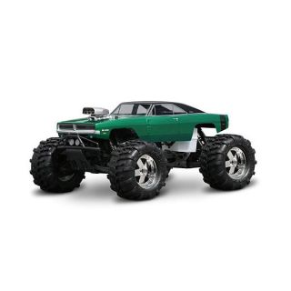 HPI Racing RC Car 1969 Dodge Charger Body Shell for Savage x 7184