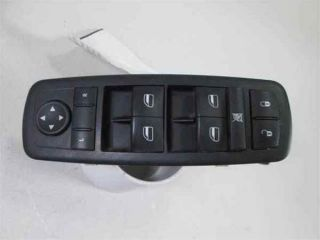 09 10 Dodge Journey Left Front Power Window Switch