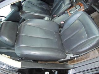 Very Nice 2003 Nissan Altima Black Leather Front Rear Seats $250