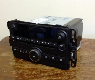 GM 2012 Chevrolet Silverado Tahoe Radio CD Player Head Unit Chevy
