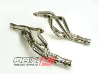 OBX Exhaust Header 67 68 69 70 B Body Moper 361 440 Mid Tube
