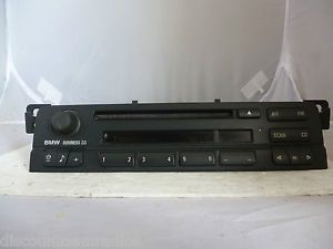 99 01 320 325 330 BMW Business Radio CD M3 CD53 65126909882