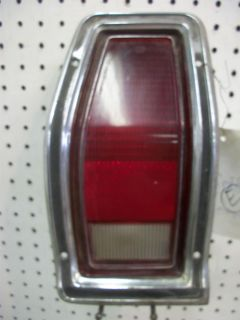Dodge Aspen Tail Light