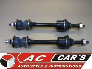 2 Front Sway Bar Link Kit Dodge RAM 1500 2WD 02 06 Suspension Part Low Price