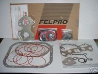 Mazda 12A Rotary Engine Felpro Full Gasket Set 9385