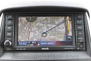 2010 2009 2008 Dodge Nitro Journey Grand Caravan Mygig RER GPS Navigation Radio