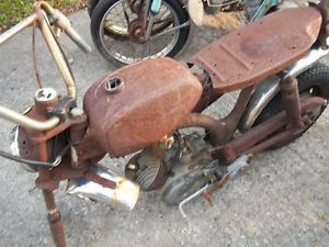 1972 Harley Davidson Aermacchi Shortster M65 Vintage Parts Bike or Fix
