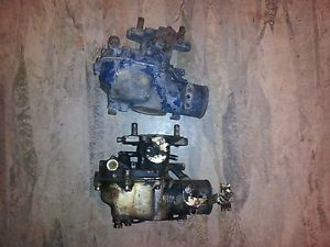 Ford 3400 Tractor Holley Carburetor