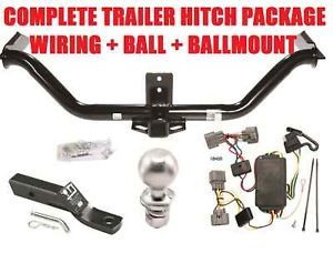 2006 11 Honda Ridgeline Trailer Hitch Complete Pkg Reese Drawtite Hidden Hitch
