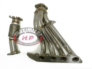 Maximizer Exhaust Header Manifold 05 10 Focus 2 0L 2 3L Duratec A T M T