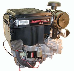 "Kawasaki FD731V AS08 26HP 26 HP 1 1 8"" x 4 28"" Lawn Mower Rider Engine Motor"
