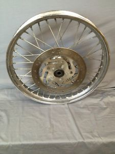 Harley Davidson 21 inch Front Wheel Parts with Brake Rotor