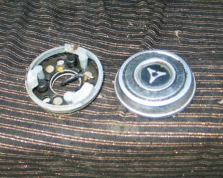 1968 1969 1970 Mopar A B Body Dodge Truck Steering Wheel Horn Cap GTX Charger