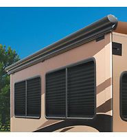 Dometic A E Slide Topper Awning w Full Aluminum Cover Parts Trailer camper RV