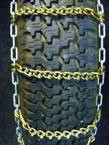 American Acco Weed V Bar 1830 Tire Snow Winter Chains USA Passenger Car 13 14 15