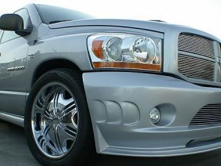 2006 2008 Dodge RAM Pirana Body Kit Ground Effects 4 Pcs