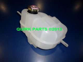09 13 Dodge Journey Coolant Recovery Overflow Tank Cap Mopar Genuine New