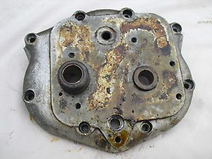 Indian Motorcycle 1938 42 Sport Scout 741 Engine Cam Cover