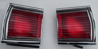 Mopar 67 Dodge Dart Tail Lights Pair New 1967 GT GTS
