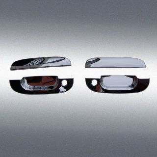 1994 2001 Dodge RAM 1500 2500 3500 Chrome Door Handle Covers Caps Trim Set 2 K H