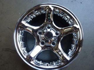 17x8 Factory Dodge 1500 2126 Chrome Wheel Rim 2000 2001