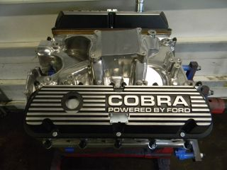 351W Ford 408 Stroker 515HP Forged Crate Engine 2014 Pro Streetlimited Addition