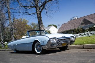 Ford Thunderbird Base Convertible 2 Door