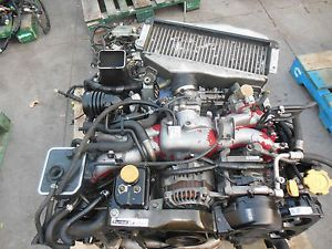JDM Subaru WRX STI EJ20 Engine STI Version 3 Engine TY752VB4AA WRX 2 0L Turbo