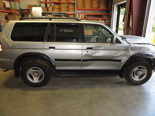 Automatic Transmission for A 2001 Mitsubishi Montero Sport with 66K