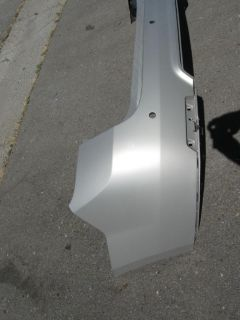 2010 2013 Chevy Equinox Rear Bumper Cover w Parking Sensor Holes