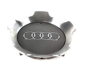 "2001 to 2005 Audi Allroad Wheel Center Cap for 17"" Wheels Real Factory"