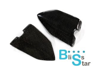 Ducati 749 999 Carbon Fiber Heel Guard Plates Fairings