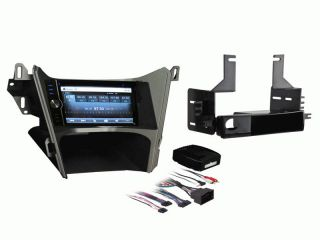 Chevy Equinox GMC Terrain 2010 Up Android Setero DVD GPS Navigation Dash Kit