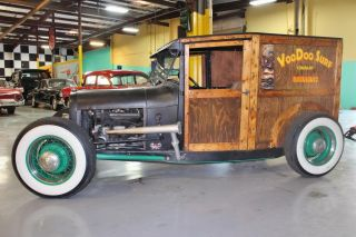 1929 Ford Model A Rat Rod Hot Rod Street Rod Custom Car