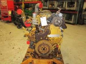 1997 Caterpillar C10 Diesel Engine 335HP 353 766 Miles ESN 2PN04666 500 12571